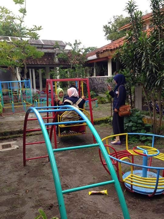 Sayap Ibu Yogyakarta di Panti Asuhan Sayap Ibu