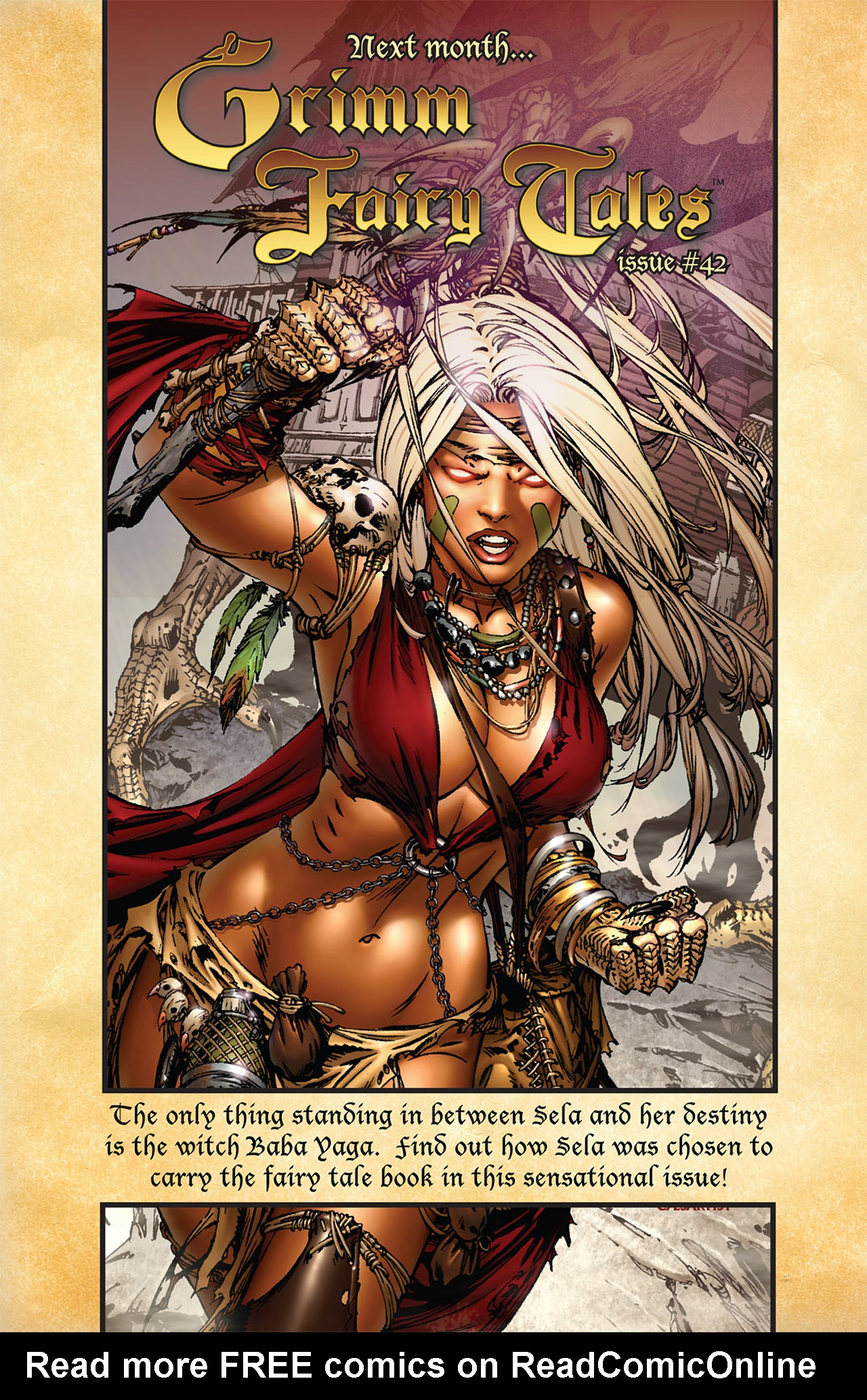 Grimm Fairy Tales (2005) Issue #41 #44 - English 27