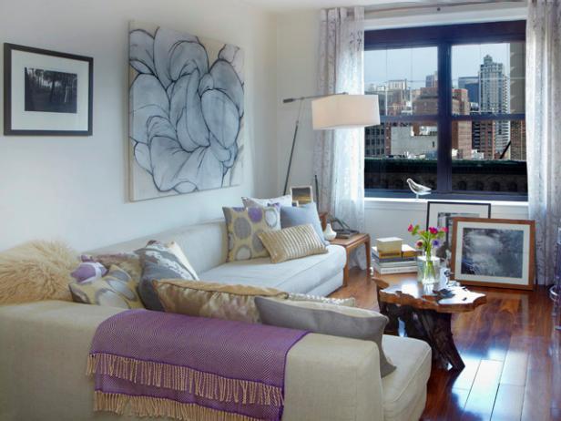 Decorar Una Sala De Estar Pequena ~ Ideas para decorar una pequeña sala de estar  Salas con estilo