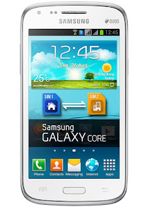 FItur Samsung Galaxy Core Duos, Harga Samsung Galaxy Core Duos, Review Samsung Galaxy Core Duos, Samsung Galaxy Core Duos, Samsung Galaxy Core Duos Terbaru, Spesifikasi Samsung Galaxy Core Duos