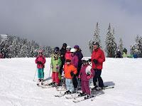 Ski, skiing, holiday, fun, megeve
