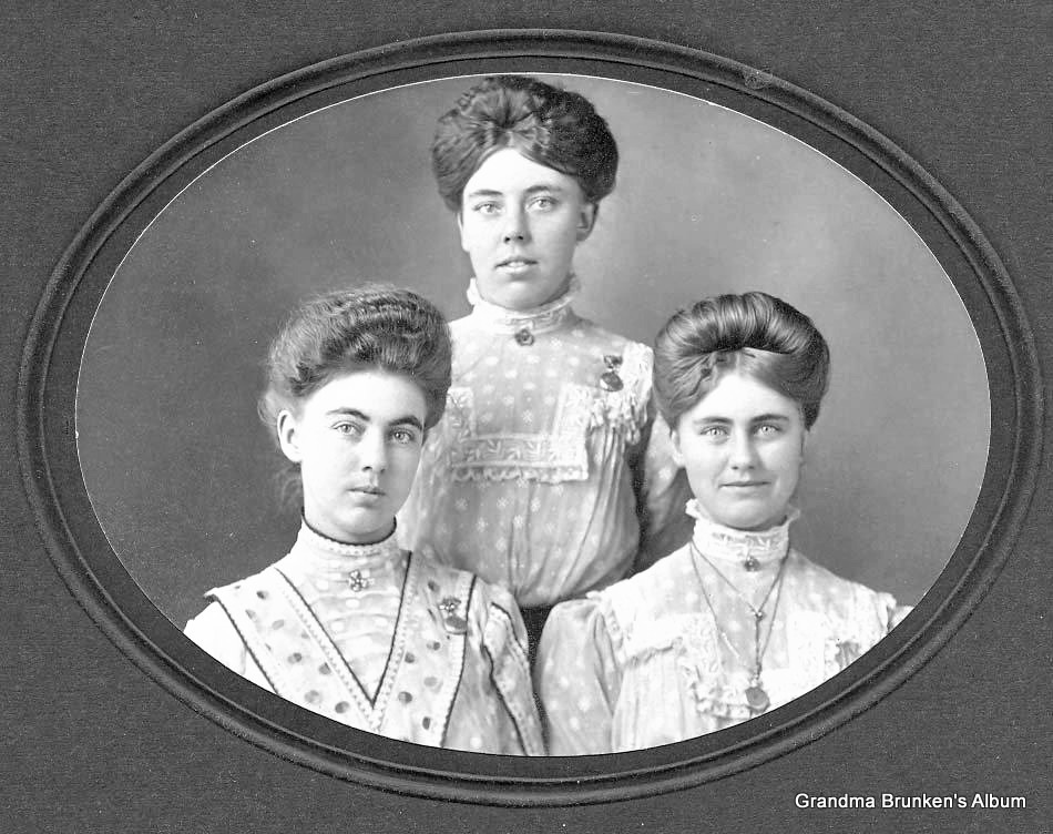 Three Petersen Sisters