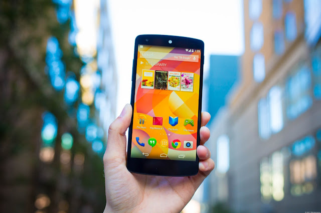 Review Nexus 5