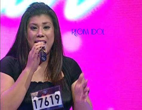 Foto Profil Regina Idol (Indonesian Idol 2012)