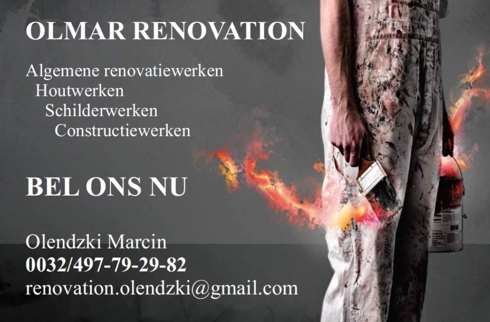 Firma Olmar Renovation