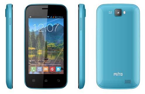 Harga Mito Fantasy Mini A99 dan Spesifikasi, Ponsel Android 800 Ribuan