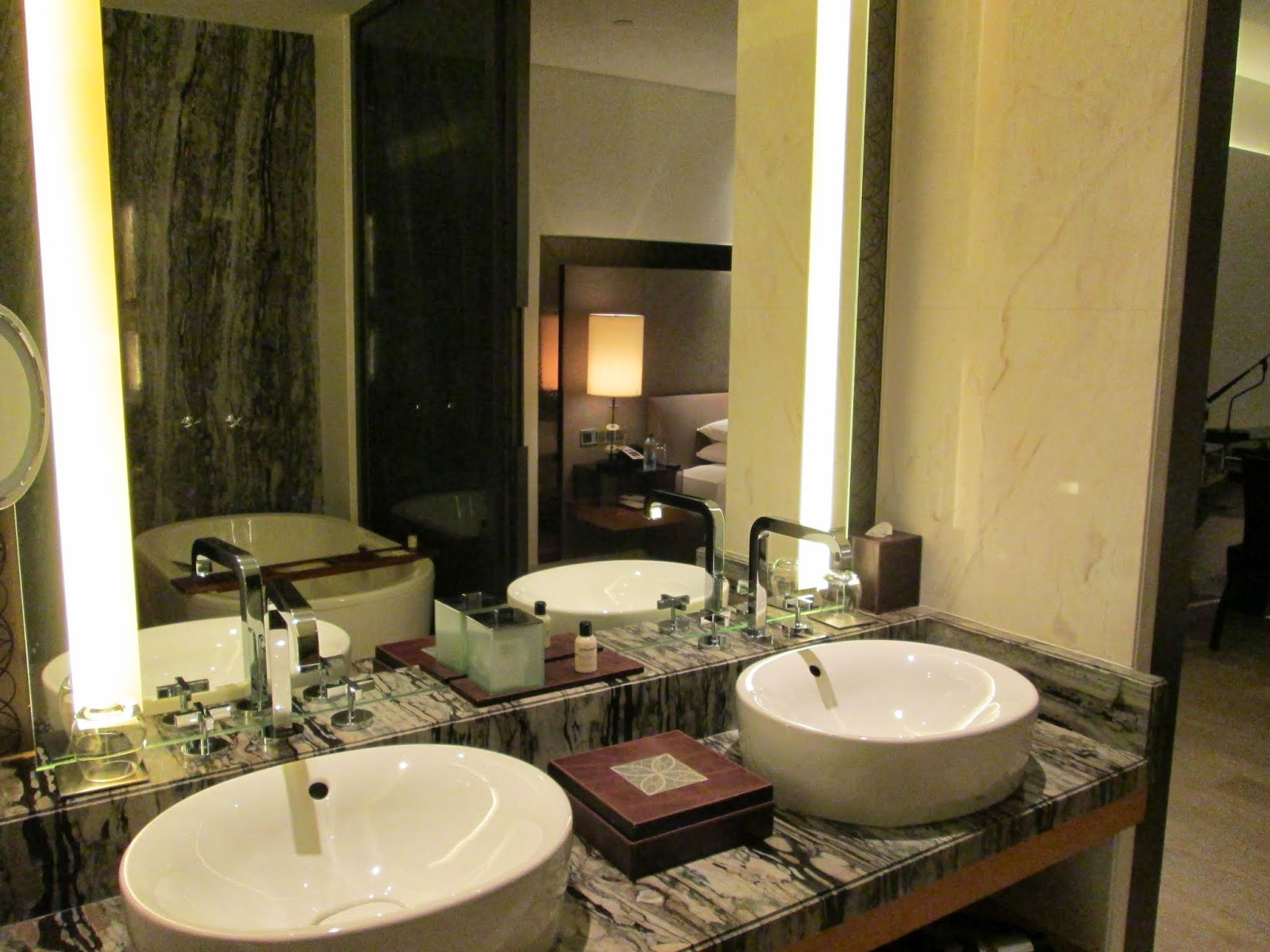 Bathroom Fixtures Uae review: park hyatt abu dhabi hotel & villas