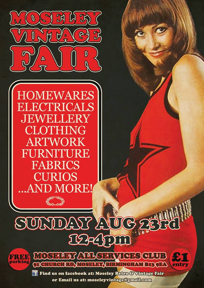 Moseley Vintage Fair