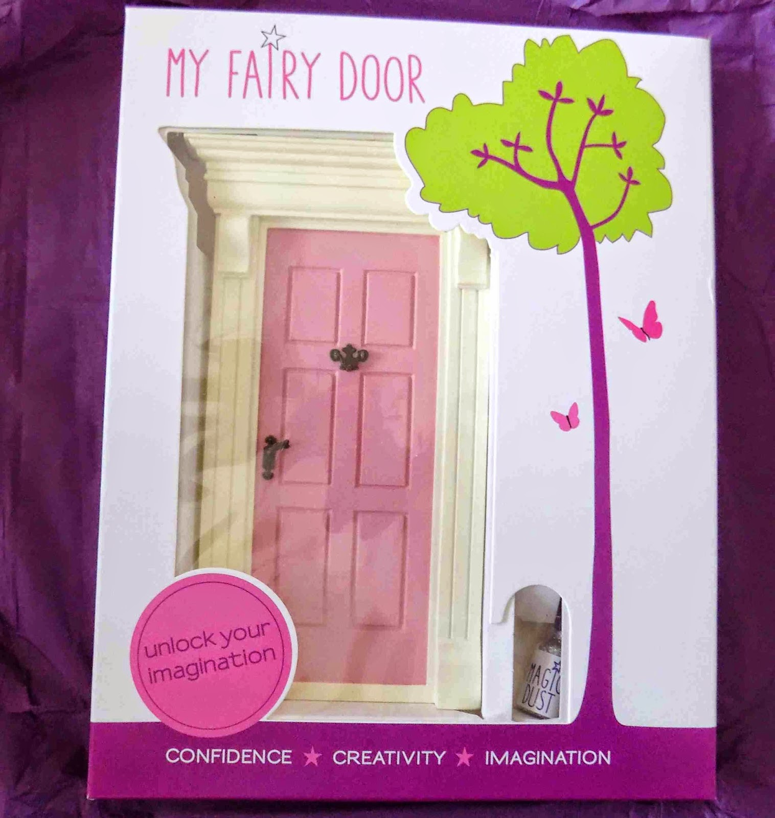 Madhouse family reviews invite some magic into your home for The magic fairy door