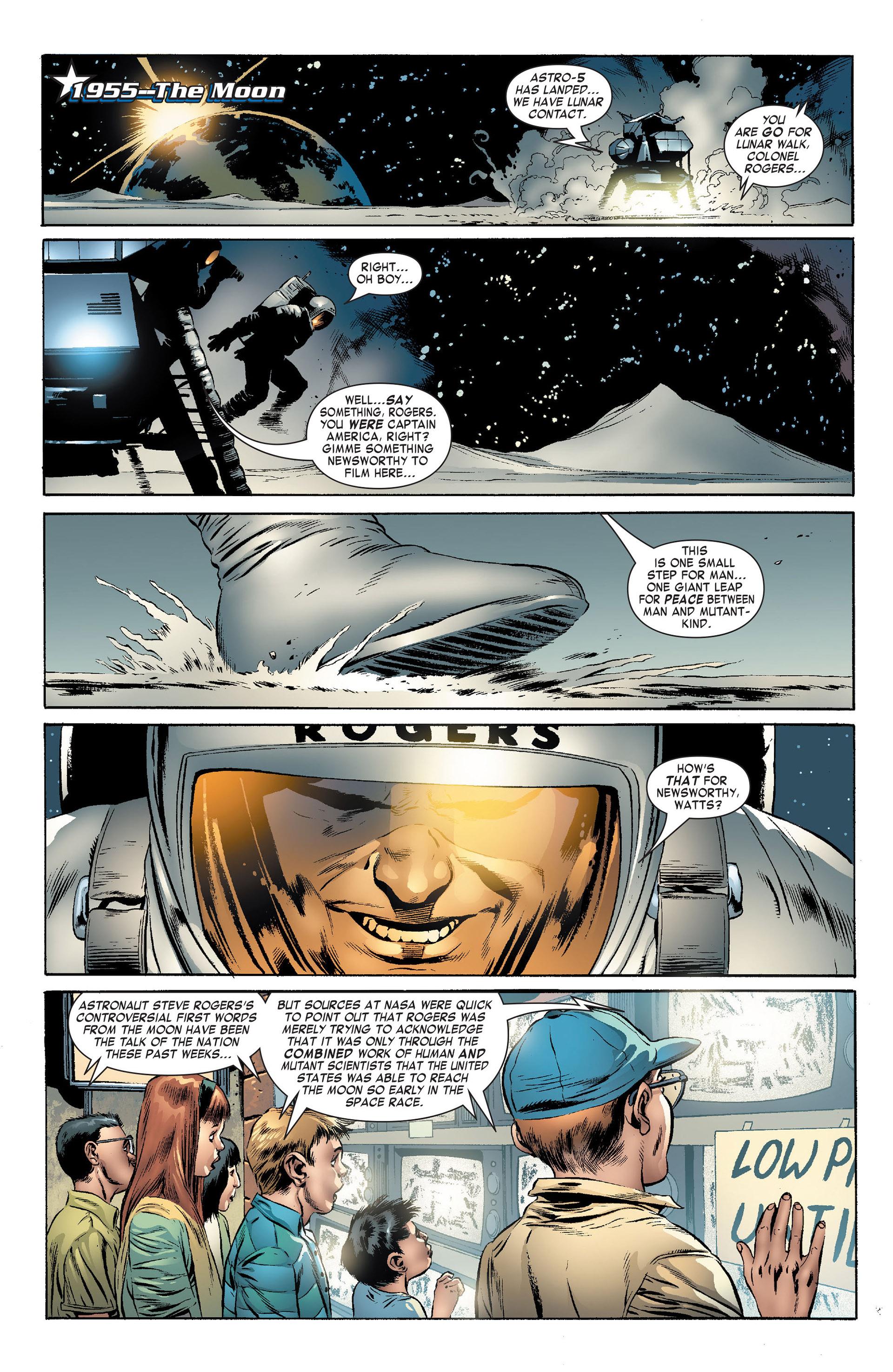 Captain America (2005) Issue #10 #10 - English 14