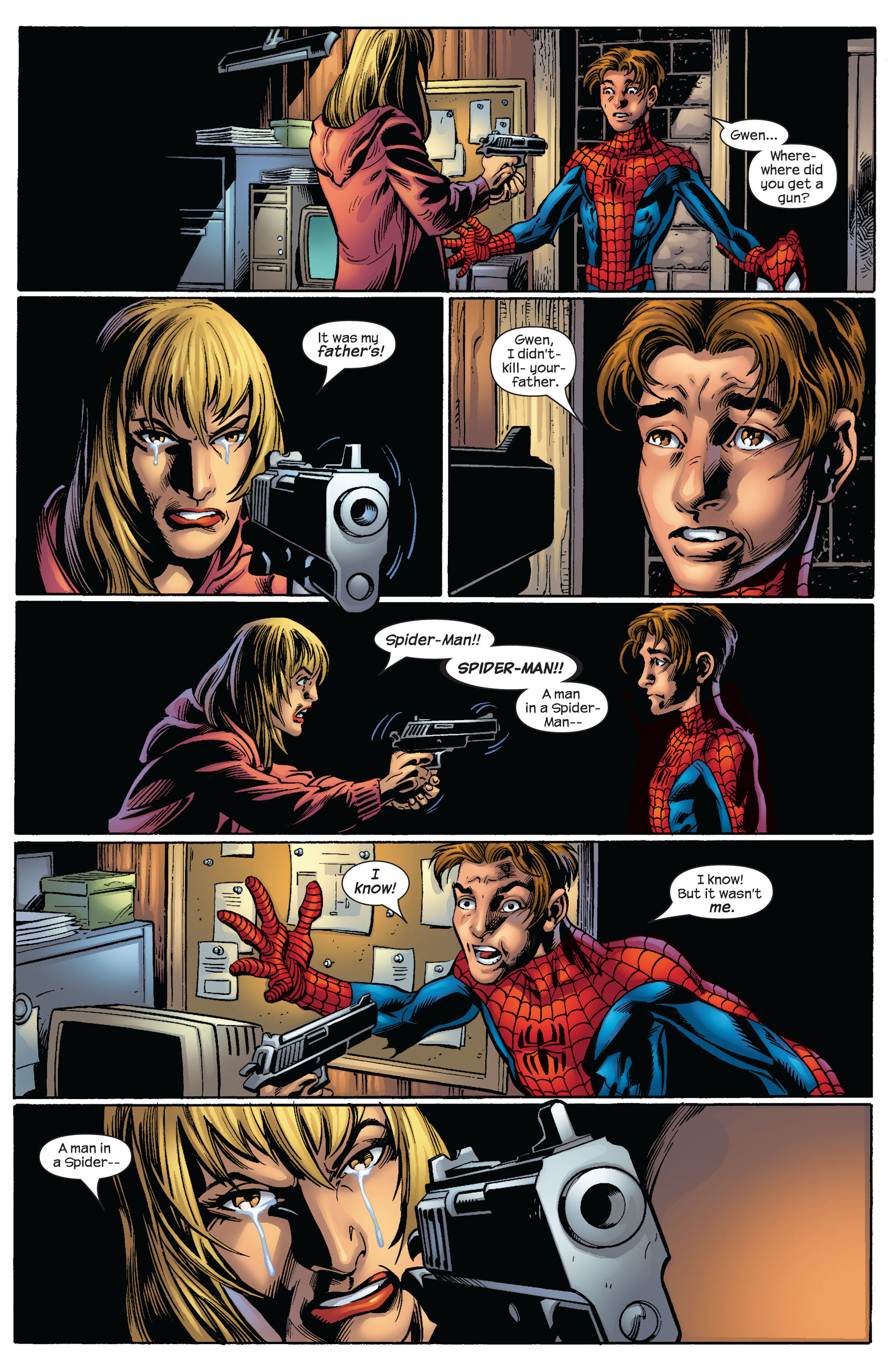 Ultimate Spider-Man (2000) Issue #59 #63 - English 3