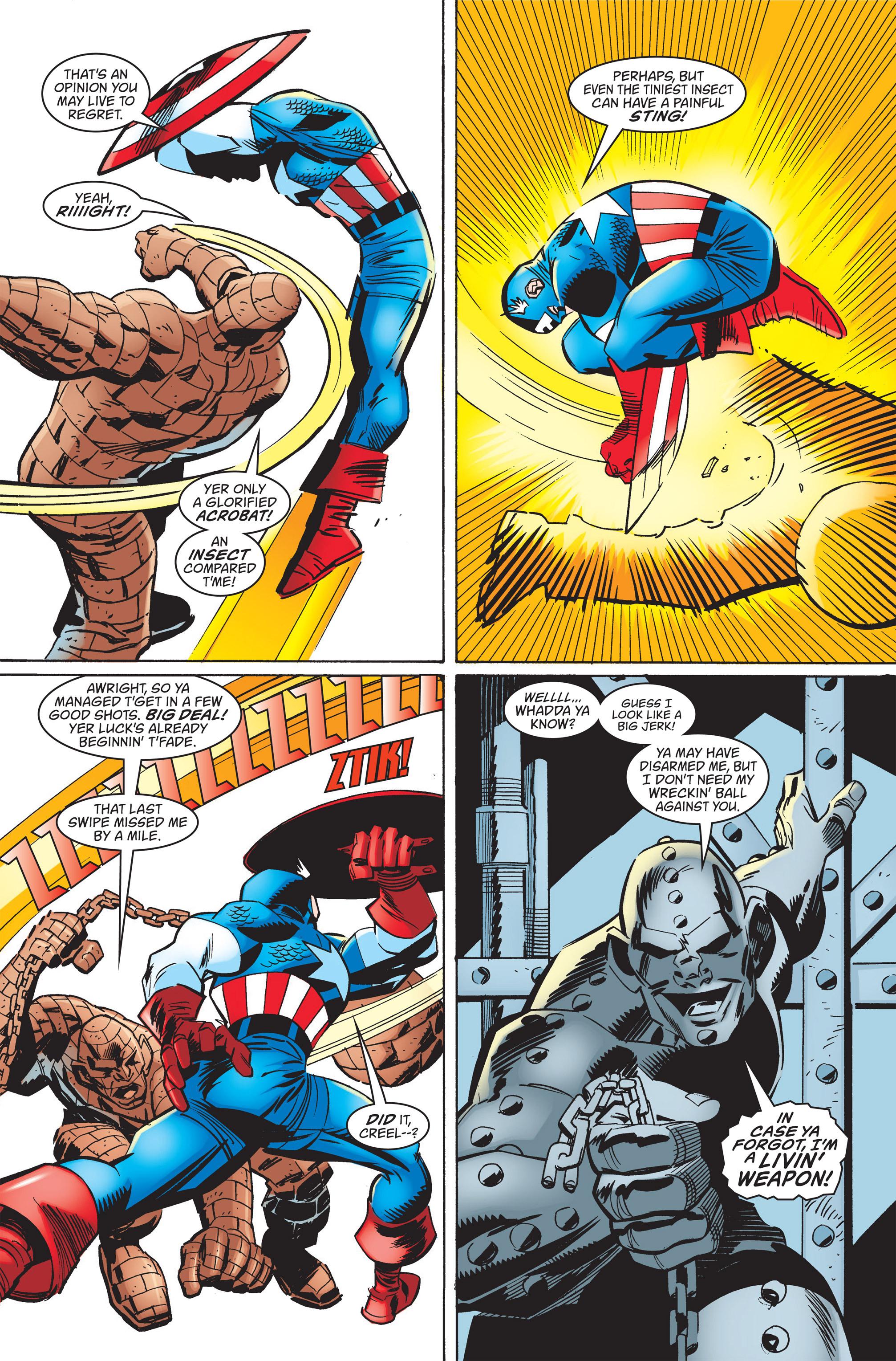 Captain America (1998) Issue #24 #30 - English 10
