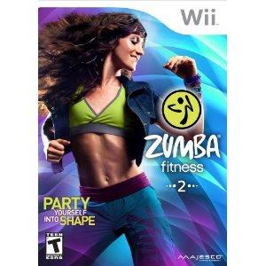 zumba fitness 2 Zumba Fitness 2 Wii review
