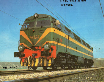 Locomotora Diesel 333-0206