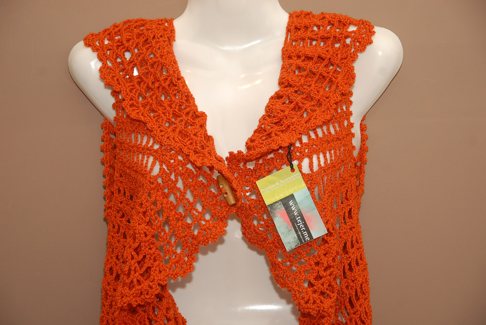 What Is Crochet : chalecos crochet-Knitting Gallery