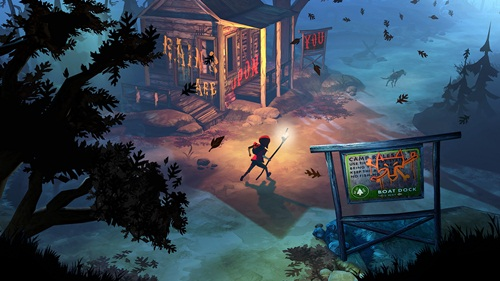 The Flame in the Flood - PC (Download Completo em Torrent)