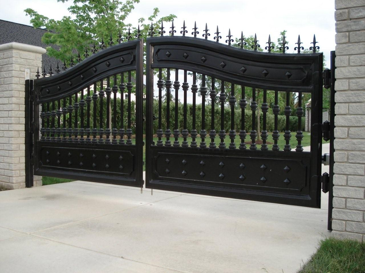 Architecture Design Door Gate Design