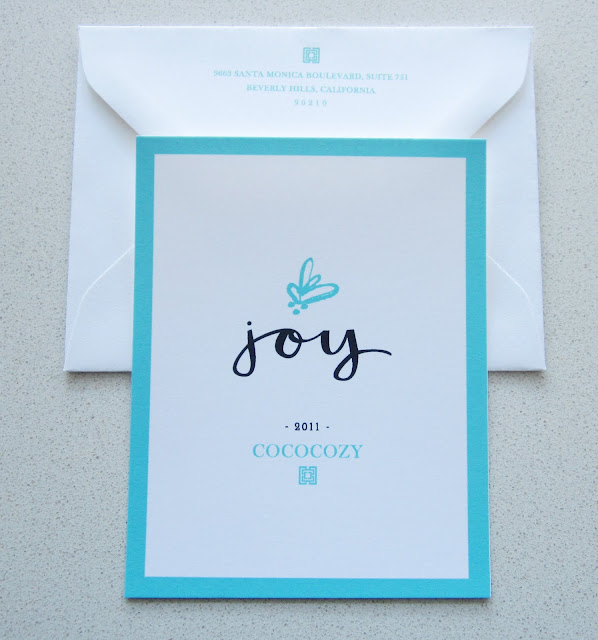 Nbaynadamas holiday stationery