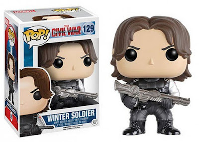 winter soldier toy