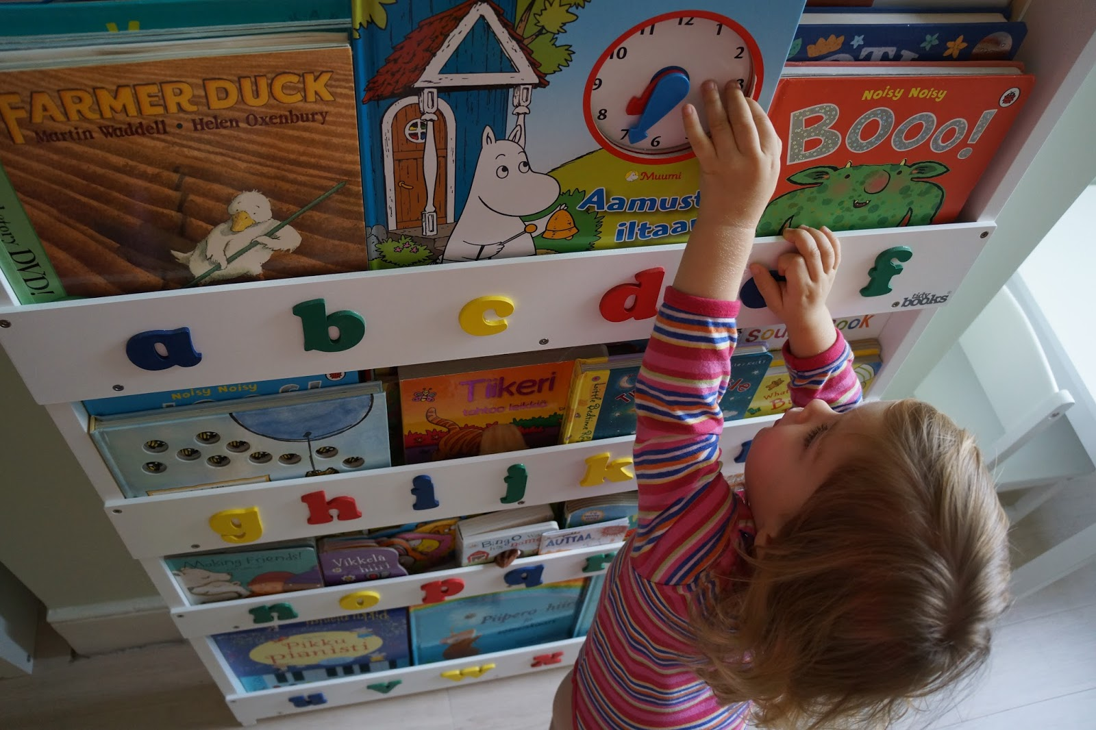 how to grow the love of reading in toddlers