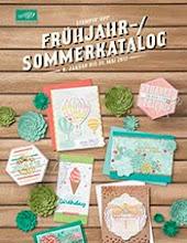 Stampin' Up! Frühjahrs-/Sommerkatalog 2017