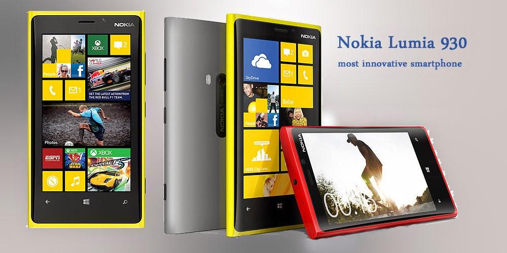 Harga Nokia Lumia 930,  Smartphone Tangguh terbaru Nokia