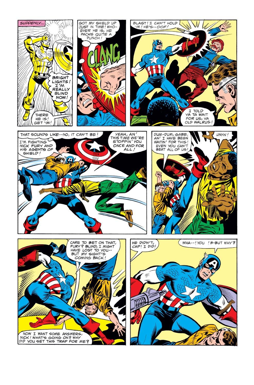 Captain America (1968) Issue #242 #157 - English 3