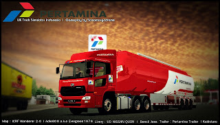 download PERTAMINA TRAILER BY KAIDOTARO