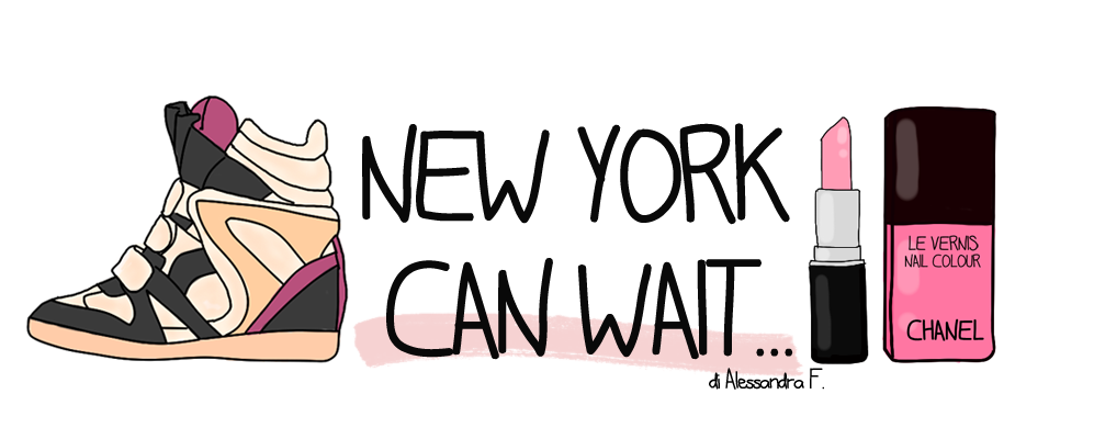 New York can wait...