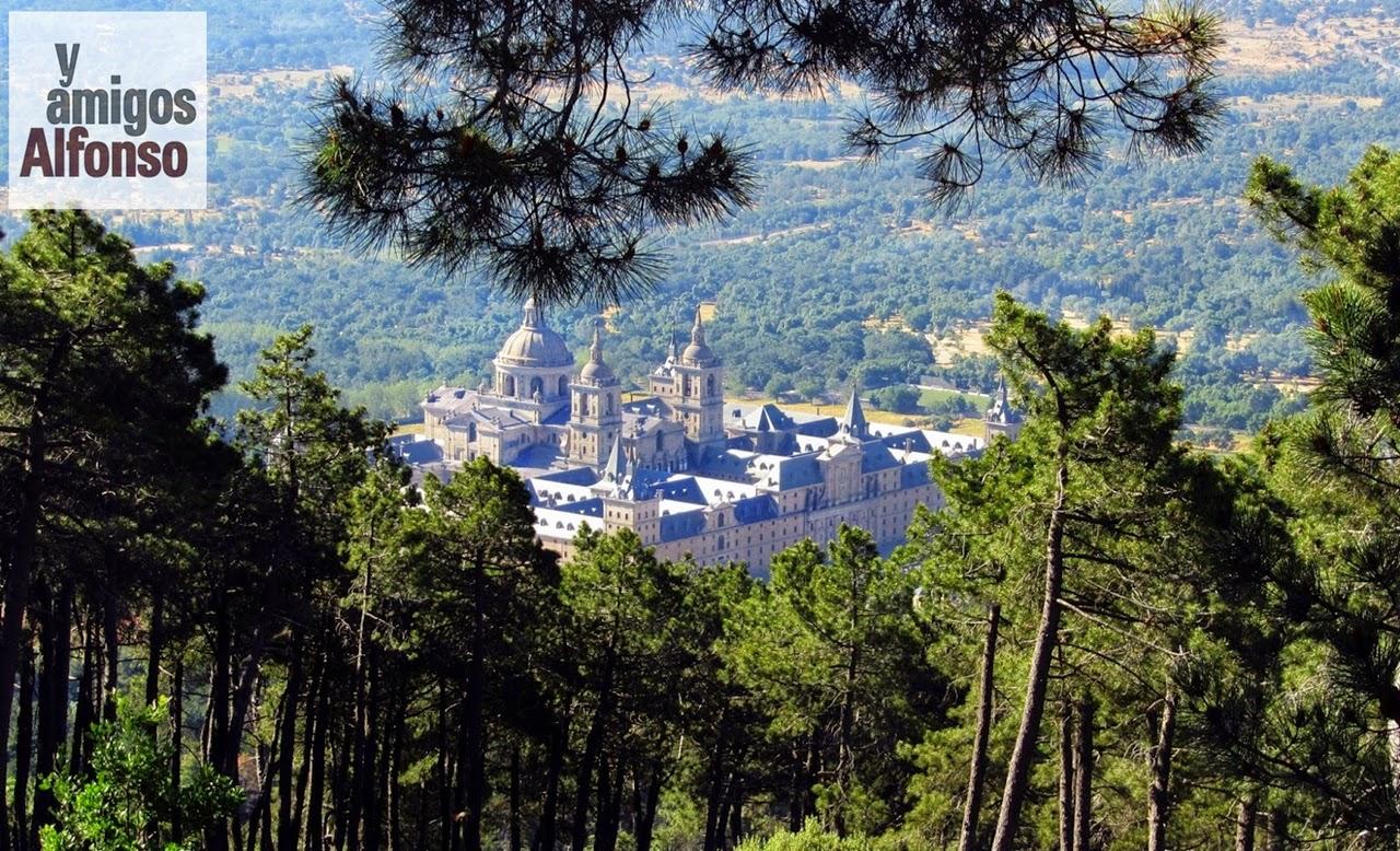Monasterio de El Escorial - Alfonsoyamigos