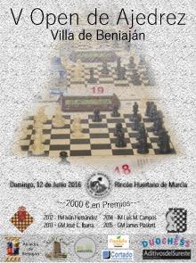 V Open Villa de Beniaján