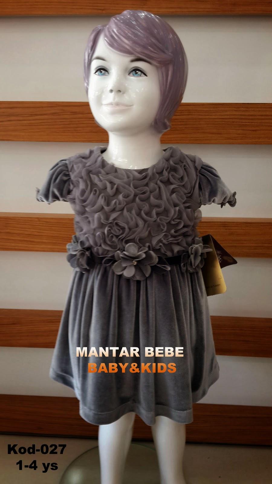 MANTAR BEBE ÇOCUK GİYİM - KOD027