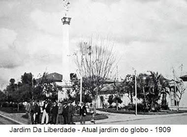 PRAÇA DA LIBERDADE EM 1909