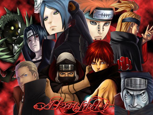 Akatsuki Naruto Fanfiction