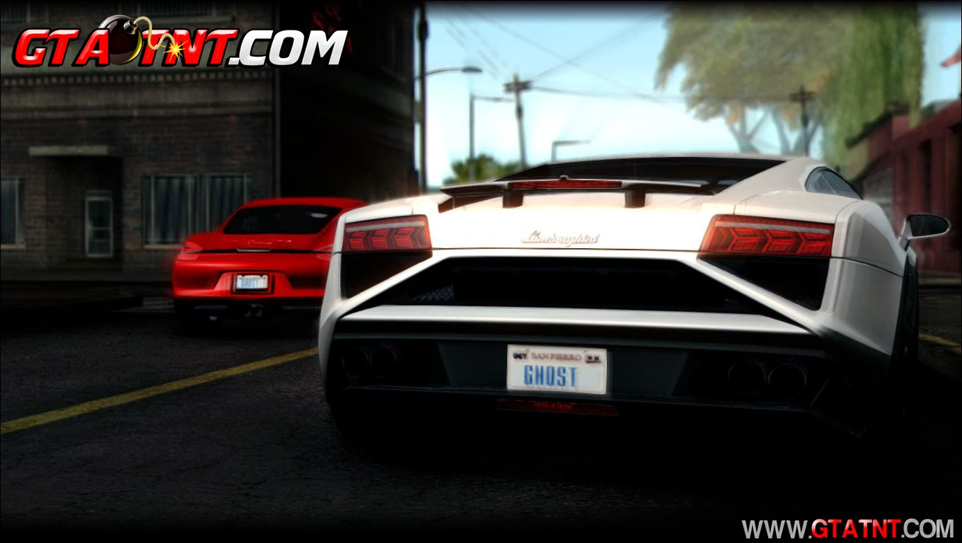 GTA SA - ENBSeries zx Screen Final