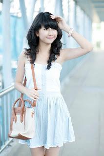 Ảnh hot girl Quỳnh San Shyn - nữ sinh đẹp