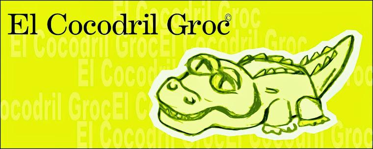 EL COCODRIL GROC