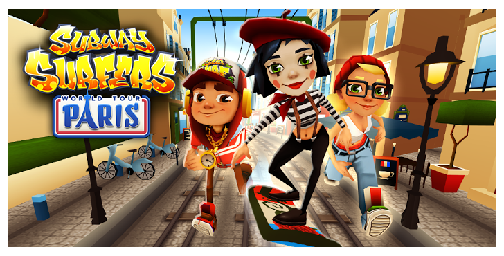 subway surf game free download for nokia c6