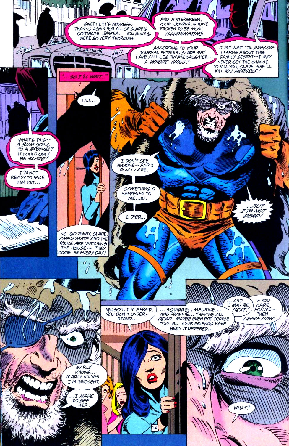 Deathstroke (1991) Issue #42 #47 - English 15