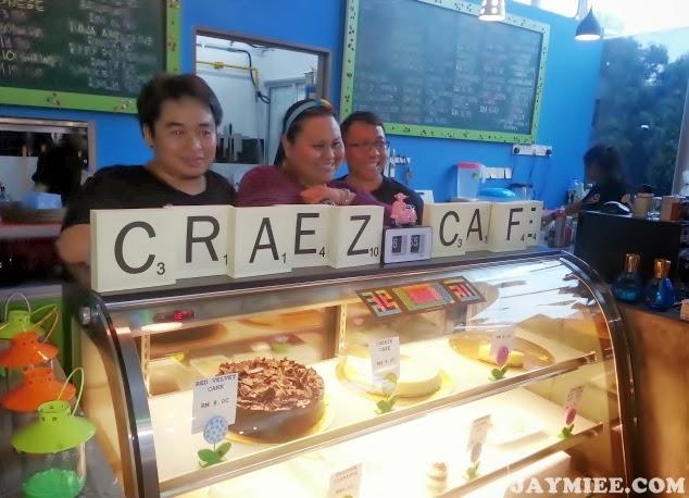 craez cafe terbaik