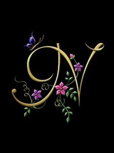 A Alphabet Wallpapers For Mobile n-Alphabet wallpapers ...