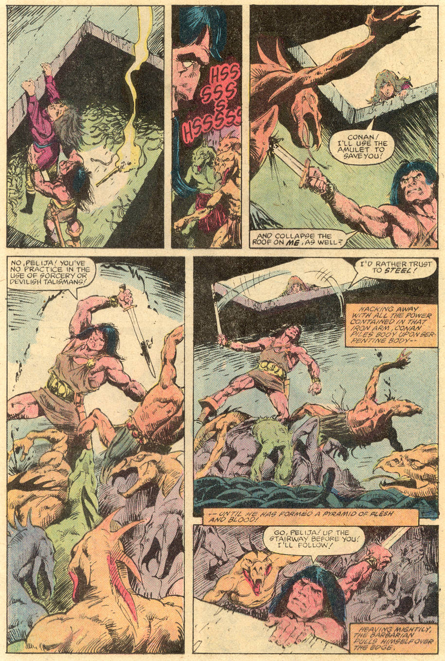 Conan the Barbarian (1970) Issue #139 #151 - English 10