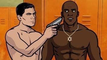 Interracial gay post
