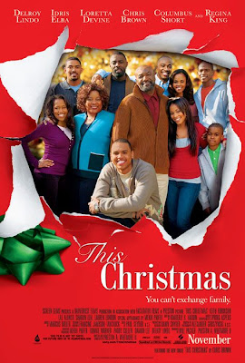 Watch This Christmas 2007 BRRip Hollywood Movie Online | This Christmas 2007 Hollywood Movie Poster