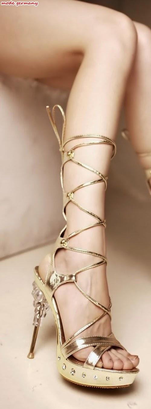 Stöckel Schuhe für jede Frau