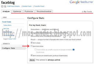 Tips Mendapatan Backlink Feedburner