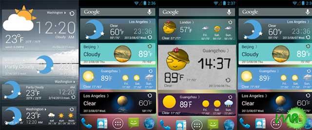 Magic Widgets Android Screenshot