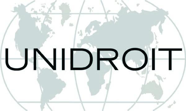 Logo UNIDROIT