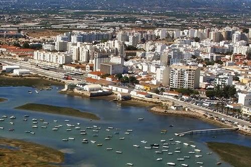 السياحة في مدينة فارو بالبرتغال