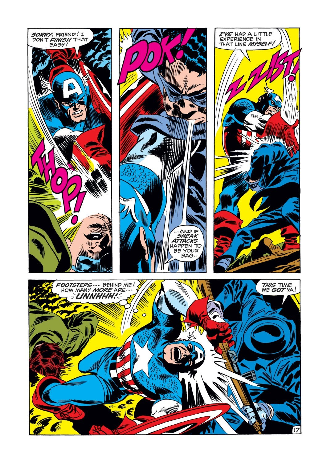 Captain America (1968) Issue #126 #40 - English 17